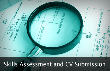 Skills Assessment and CV Submission